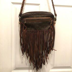 Louis Vuitton vintage boho bag